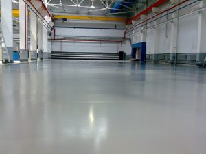 Полиуретановое покрытие бетона бетон копылов купить